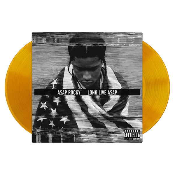 Long.Live.A$AP (Colored 2xLP)*