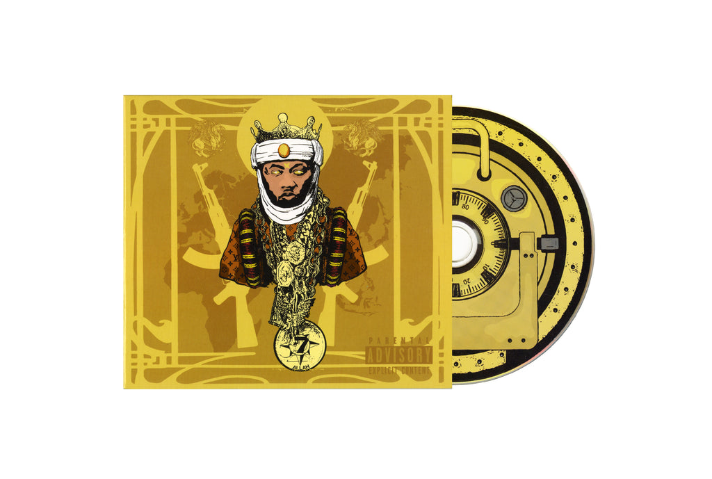 All Gold Everything (CD)
