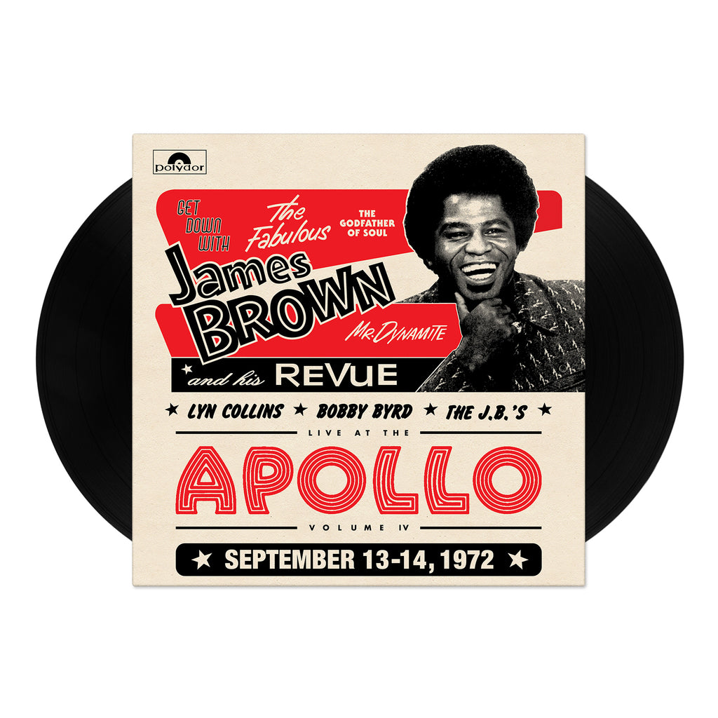 Live At The Apollo Volume IV (2xLP)