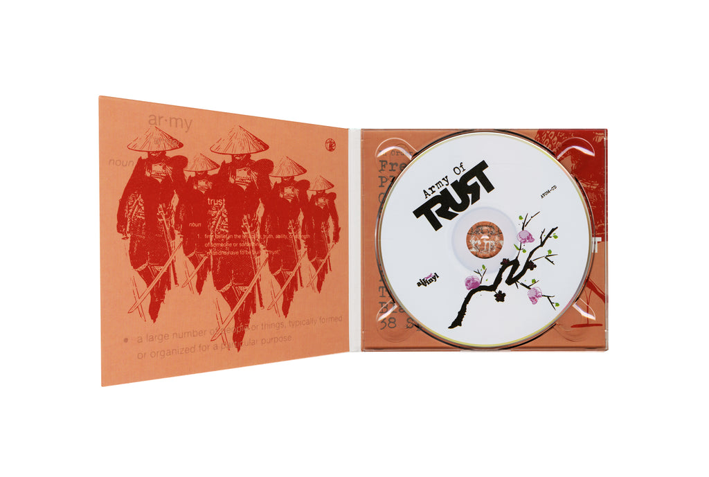 Army Of Trust (CD)