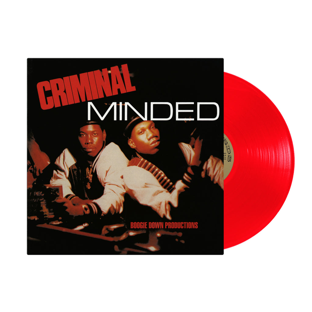 Criminal Minded (2xLP) (Colored Vinyl Version)