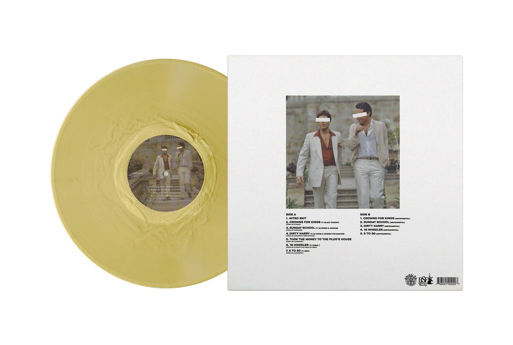 The Plugs I Met - Extended Version (Metallic-Gold Colored LP)
