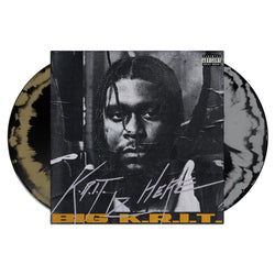 K.R.I.T. iz Here (Marble Colored 2xLP)