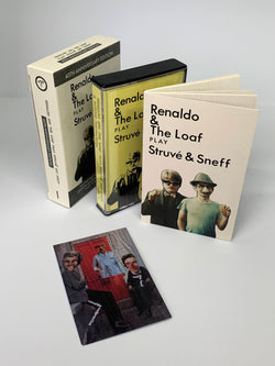 Renaldo & The Loaf Play Struve & Sneff (40th Anniversary Edition) (Cassette)