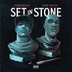 Set In Stone (CD)