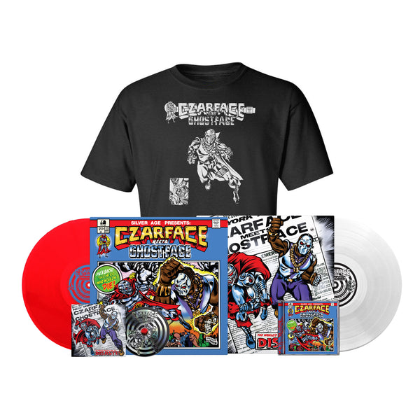 Czarface Meets Ghostface (Exclusive Bundle)
