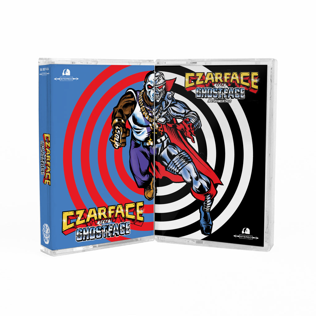 Czarface Meets Ghostface (Cassette Bundle)