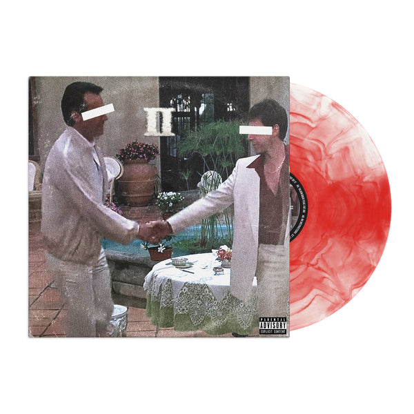 The Plugs I Met 2 (Red Galaxy Vinyl LP)