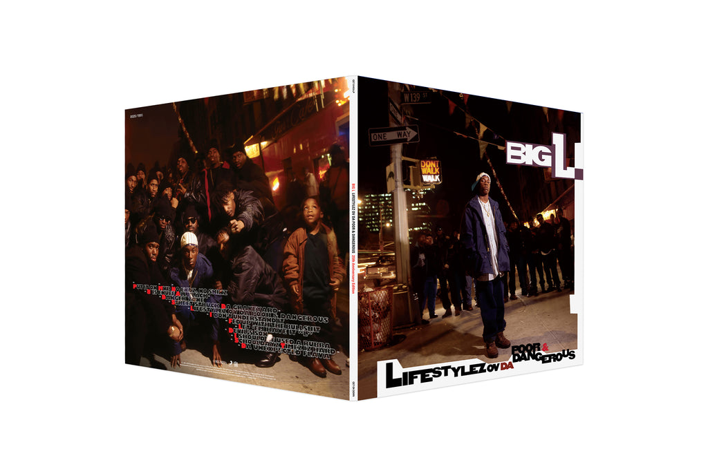 Lifestylez Ov Da Poor & Dangerous (25th Anniversary Edition) (3xLP)