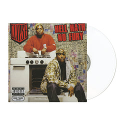 Hell Hath No Fury (White LP)