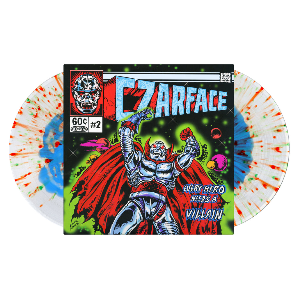 Every Hero Needs A Villain (Limited Splatter Vinyl) (2xLP)