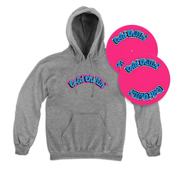 Cold Chillin' Hoodie & Slipmats (Bundle)