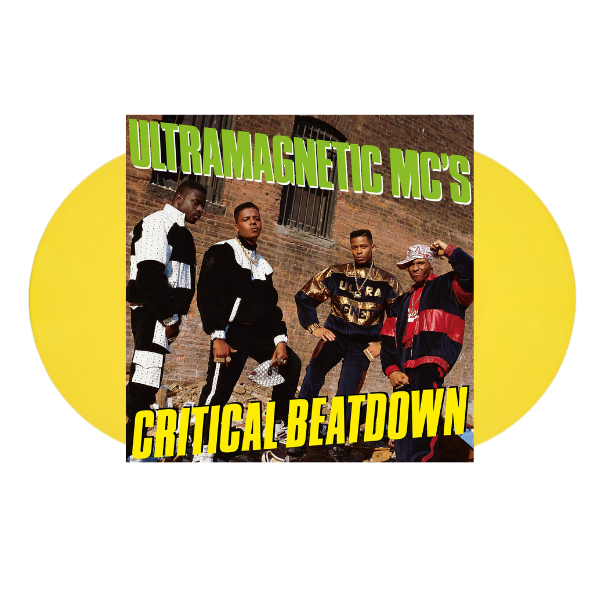 Critical Beatdown (Yellow 2xLP)*
