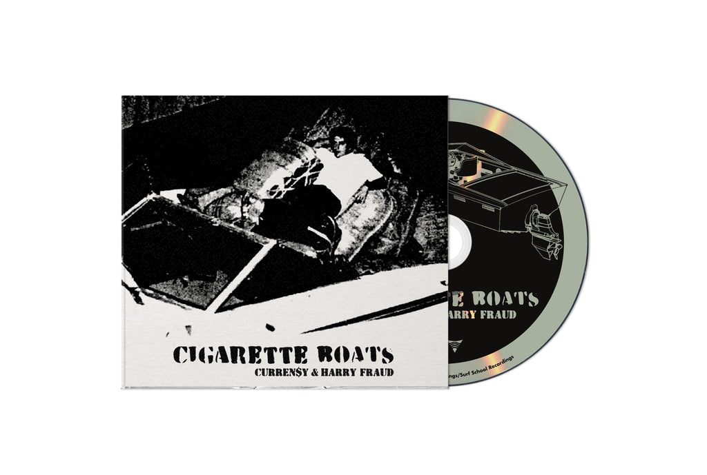 Cigarette Boats (CD)