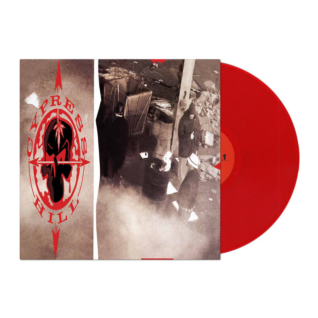 Cypress Hill (Red LP)
