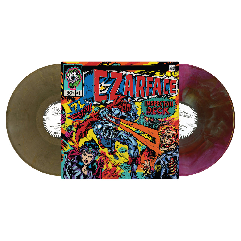 Czarface Self-Titled Debut (2xLP)- Unique Color Variant : #1 of 200