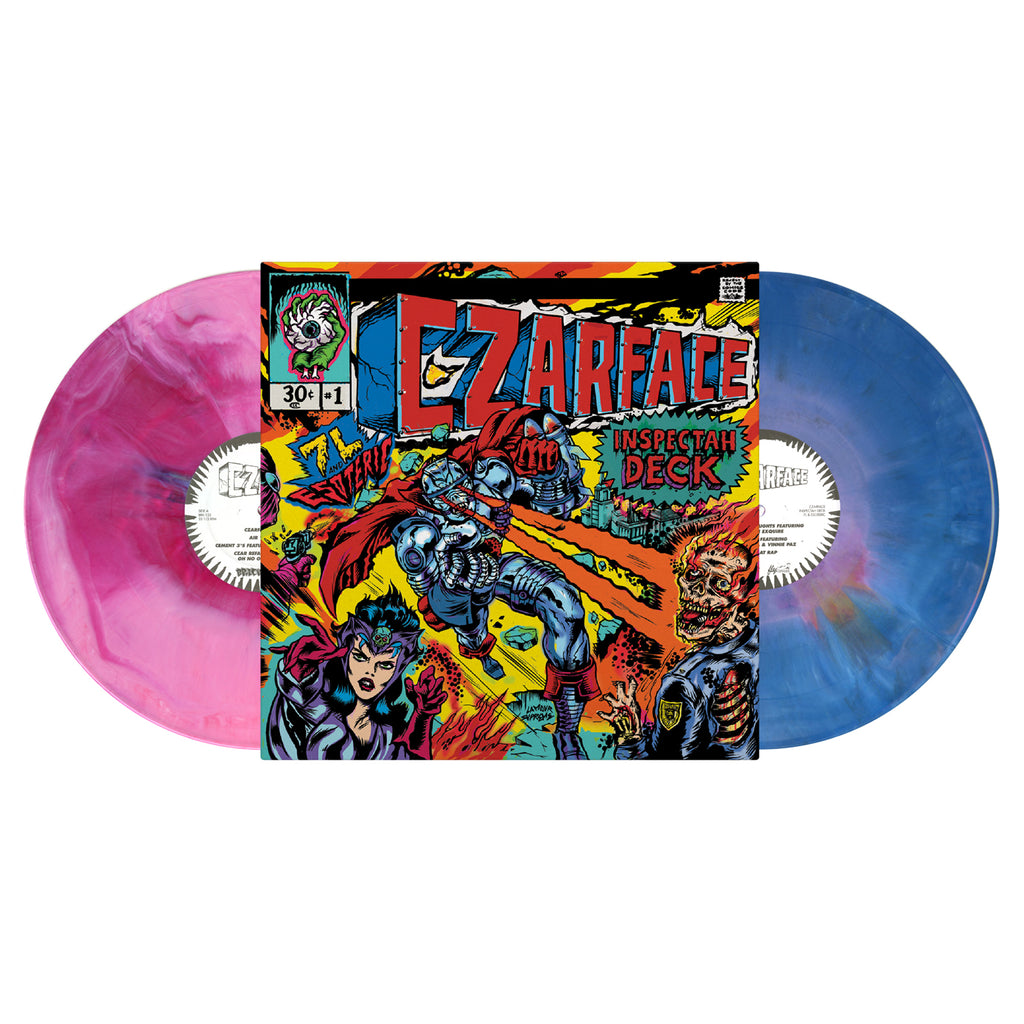 Czarface Self-Titled Debut (2xLP)- Unique Color Variant : #200 of 200