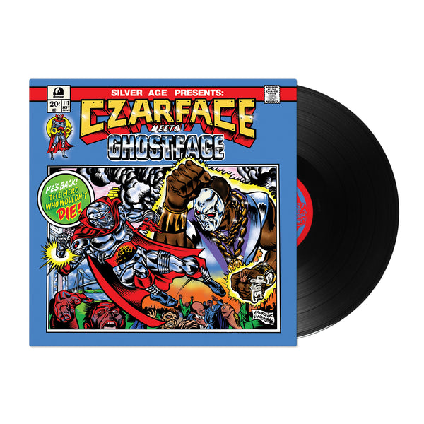Czarface Meets Ghostface (LP)