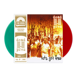 Let's Get Free (Exclusive Colored Vinyl Edition) (2xLP)