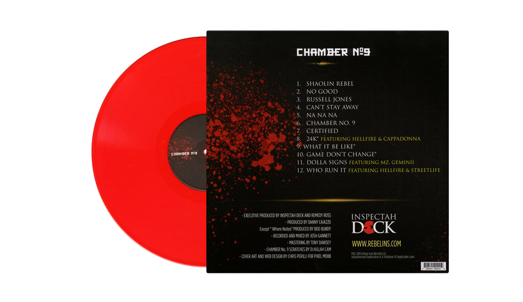 Chamber No. 9 (Colored LP)