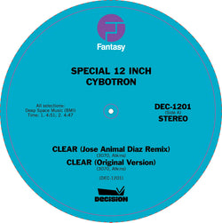 "Clear (12"")"