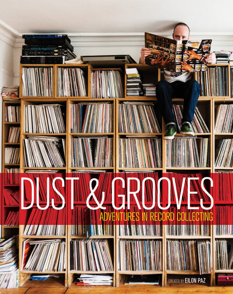 Dust & Grooves (2nd Edition) (Book)