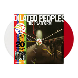 The Platform (Exclusive Colored Vinyl Version) (2xLP)