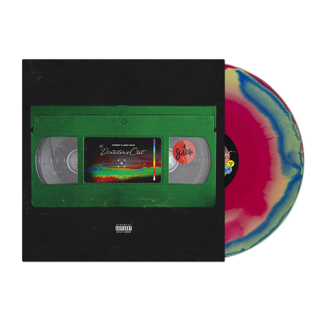 The Director's Cut ('Heatseeker' Colored LP + Flexi Bundle)