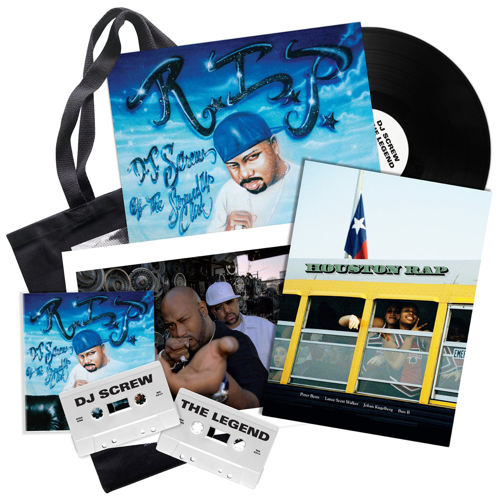 Houston Rap Book (Bundle)