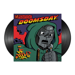 Operation: Doomsday (2xLP) (Original Cover)