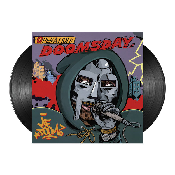 Operation: Doomsday (2xLP) (Alternate Cover)