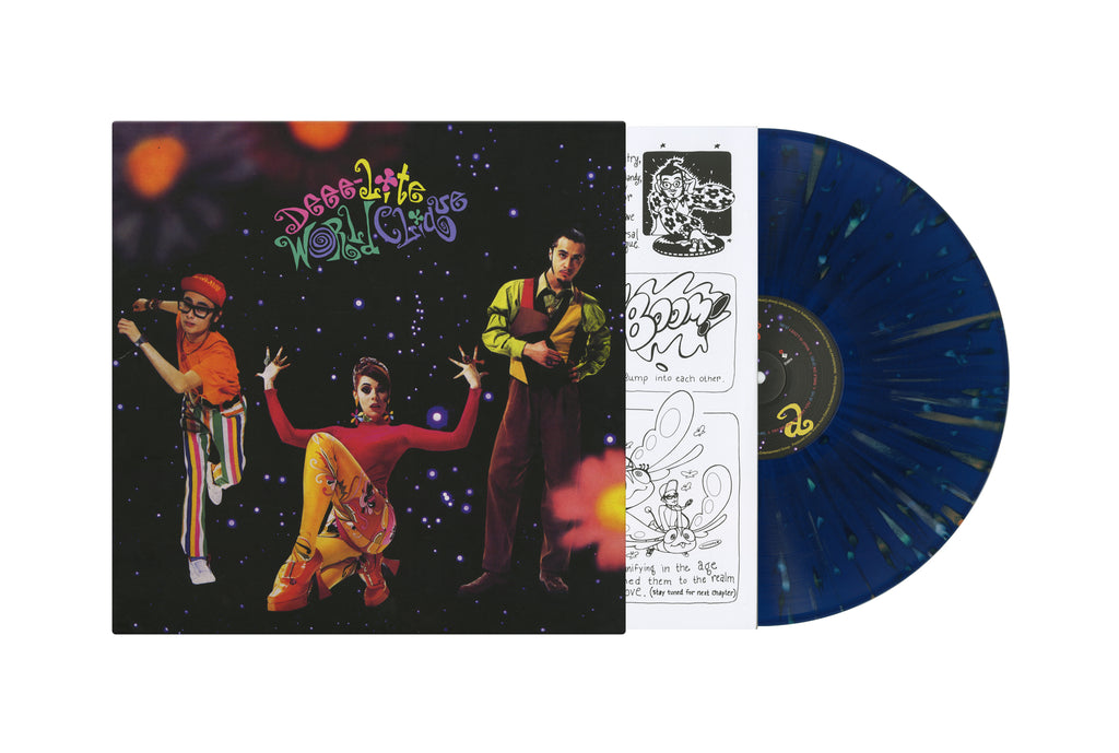 World Clique (Colored LP)