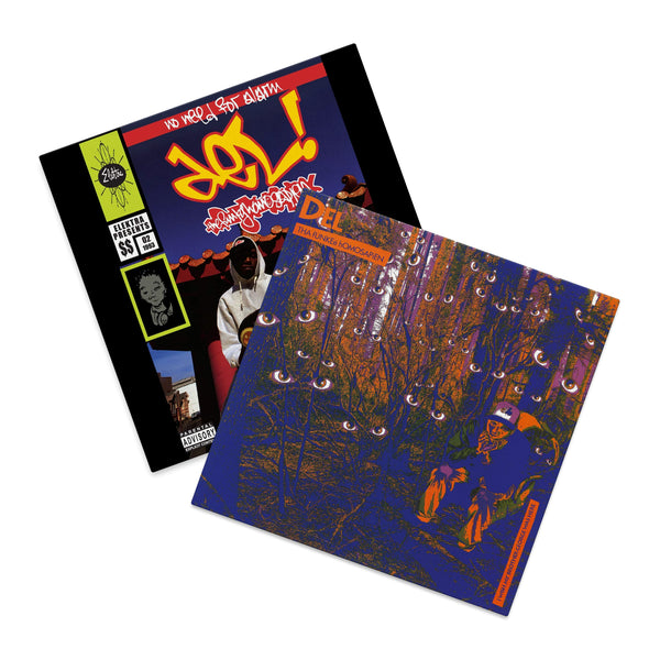 Del First 2 Albums (4xLP Bundle)