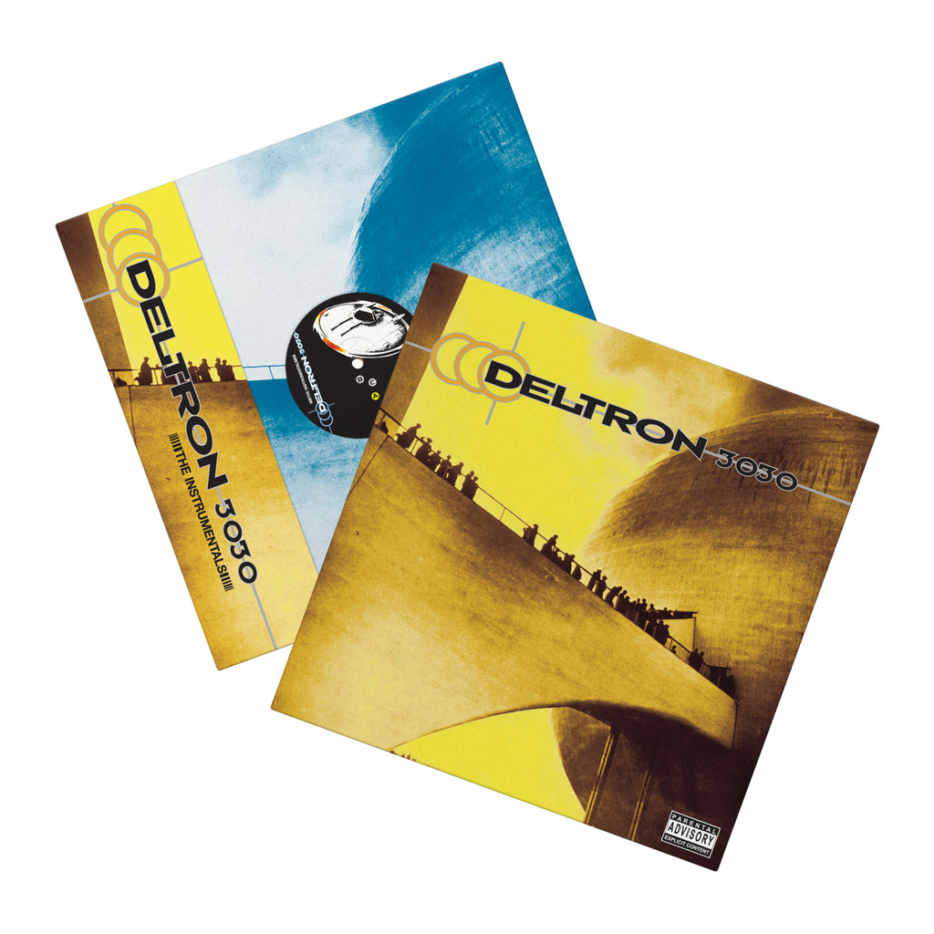Deltron 3030 Vinyl Bundle (4xLP Bundle)