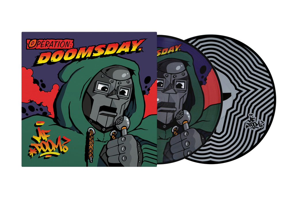 Operation: Doomsday (20th Anniversary Picture Disc 2xLP)