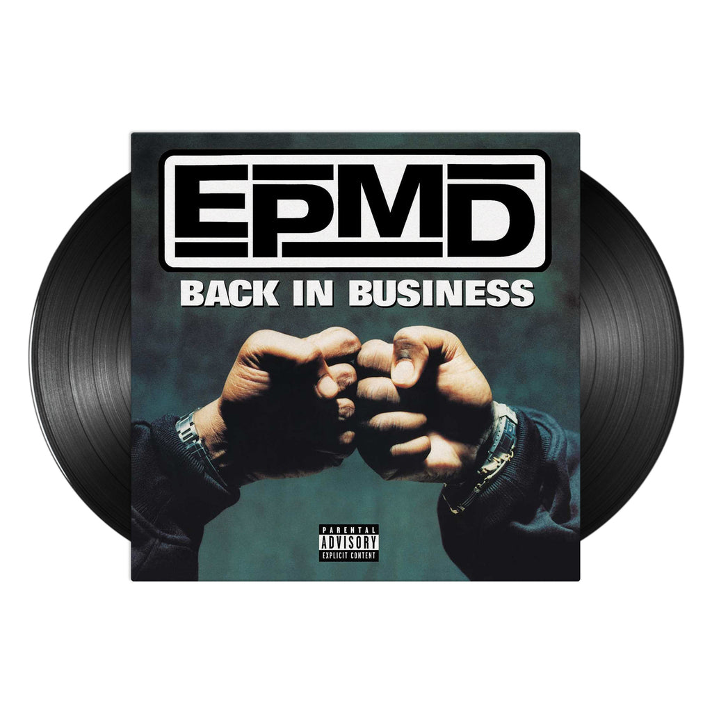 Back In Business (2xLP)