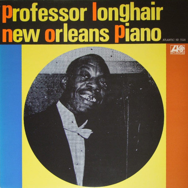 New Orleans Piano (LP)