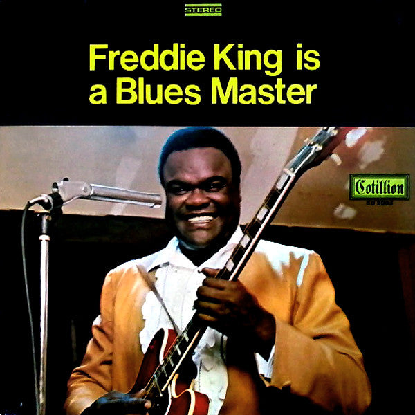 Freddie King Is A Blues Master (LP)