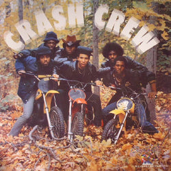 Crash Crew (LP)