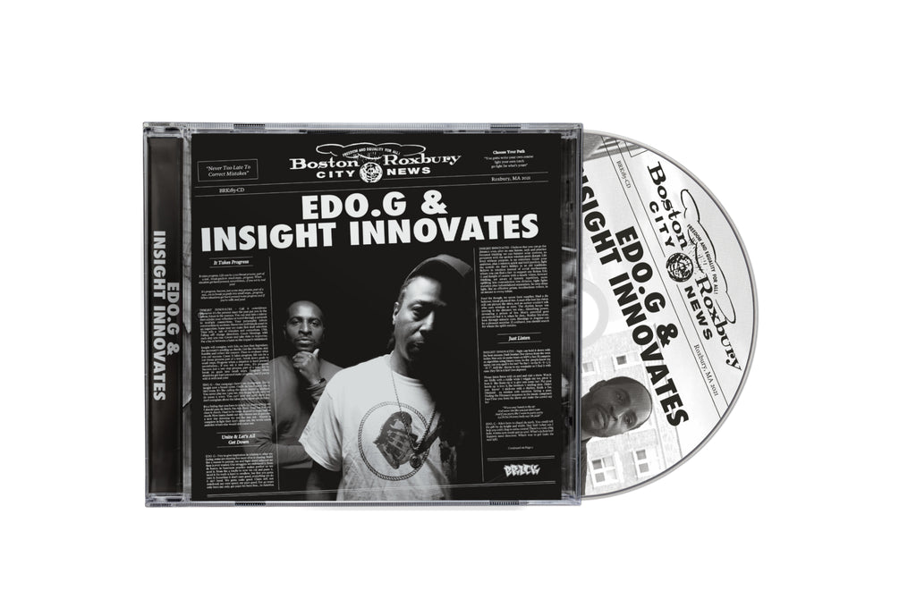 Edo.G & Insight Innovates (CD)