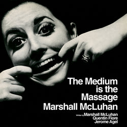 The Medium Is The Massage (LP)