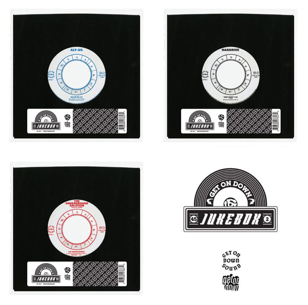 "NY House Classics Bundle (7"")"