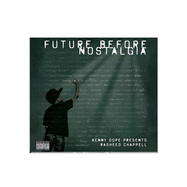 Future Before Nostalgia (CD)