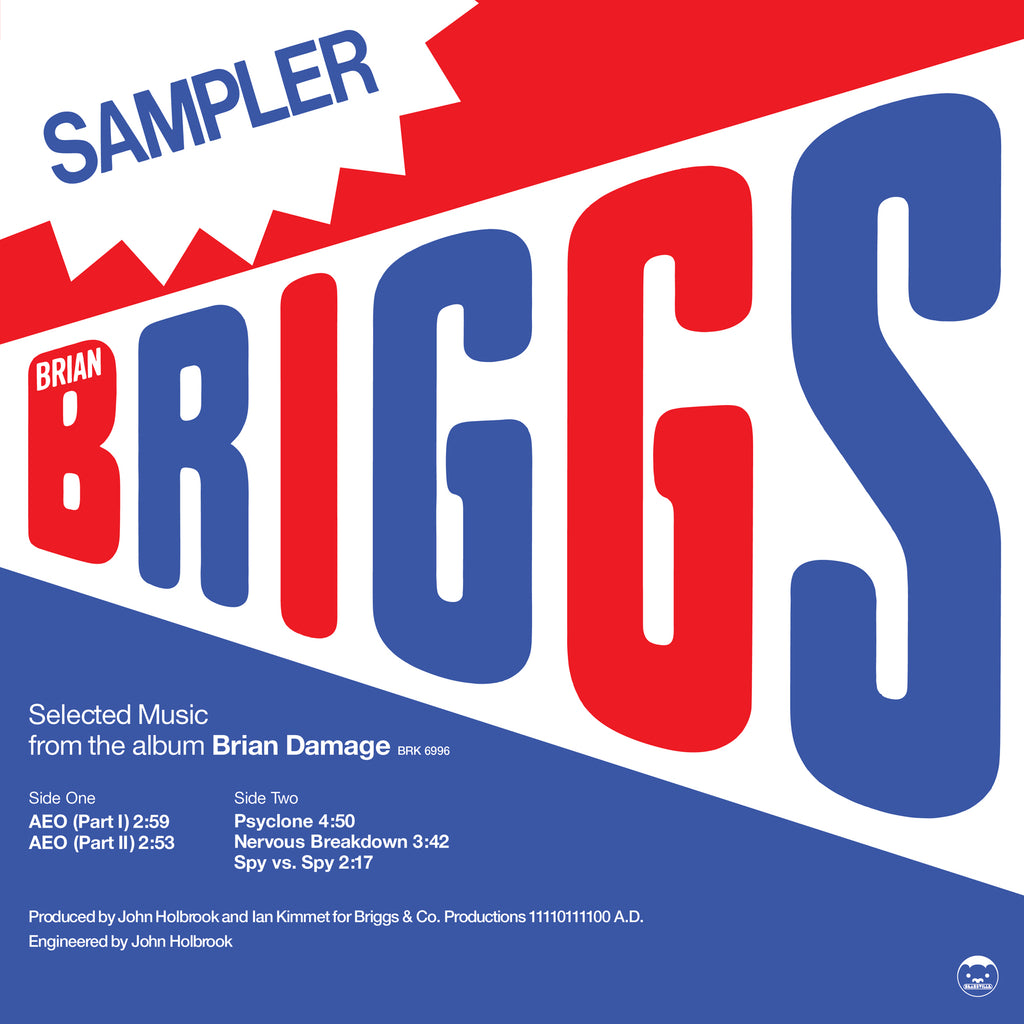 "Selected Music Music From The Album ""Brian Damage"" (12"")"