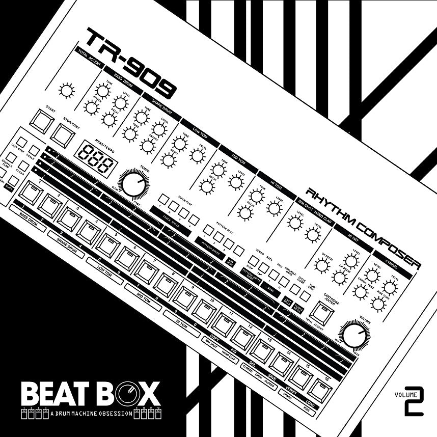"Beat Box 909 Flexi (7"" Flexi-Disc)"