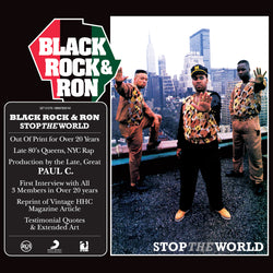 Stop The World (CD)