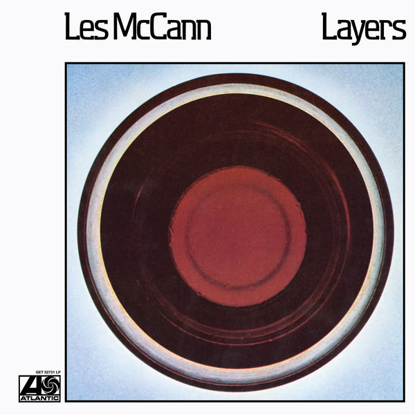 Les McCann - Layers (LP)