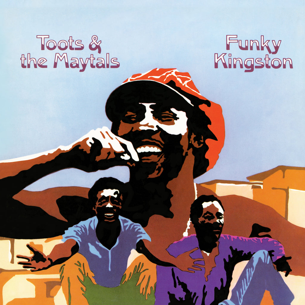 Funky Kingston (LP)