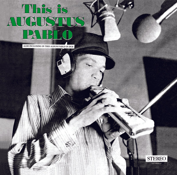 This Is Augustus Pablo (CD)