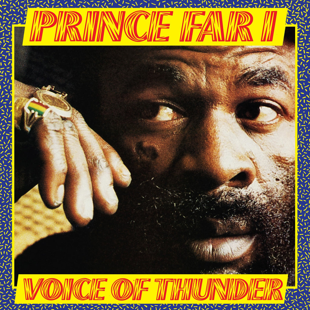 Voice Of Thunder (LP)